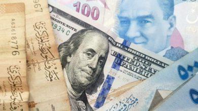 صورة الليرة السورية والتركية مقابل العملات والذهب الخميس 12 أيلول
