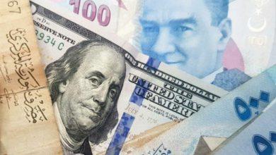 صورة الليرتان السورية والتركية مقابل العملات والذهب الثلاثاء 24 أيلول