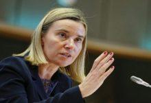صورة موغيريني: المسار السياسي في سوريا قد ينهار خلال شهور