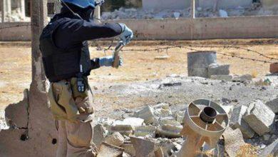 صورة واشنطن تؤكد استخدام نظام الأسد للكيمياوي وتتوعد بالرد