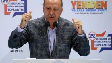 صورة أردوغان: حاشية ترامب لم تنفذ تعليماته بسحب القوات الأمريكية من سوريا