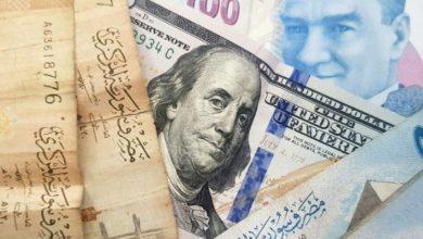 صورة الليرتان السورية والتركية مقابل العملات والذهب الإثنين 7 تشرين الأول