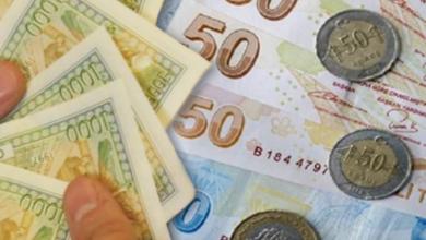 صورة الليرتان السورية والتركية مقابل العملات والذهب الأربعاء 9 تشرين الأول