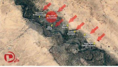 صورة معهد واشنطن: ما الذي تخطط له إيران في دير الزور؟
