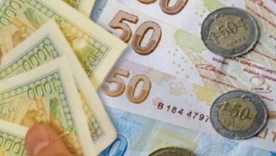 صورة الليرتان السورية والتركية مقابل العملات والذهب الإثنين 14 تشرين الأول