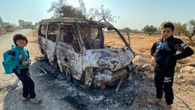 صورة صحيفة إسرائيلية تشكك بمقتل البغدادي