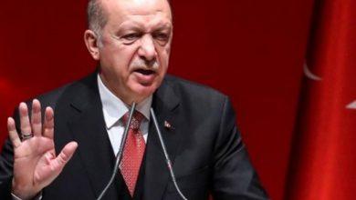 صورة أردوغان: سنوسع المنطقة الآمنة في سوريا إذا استدعى الأمر