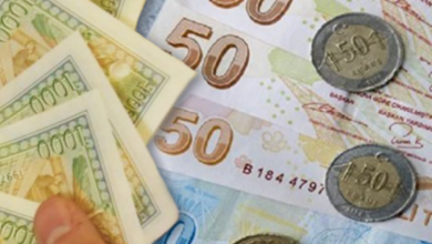 صورة الليرتان السورية والتركية مقابل العملات والذهب الإثنين 4 تشرين الثاني