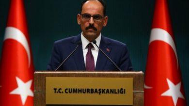صورة الرئاسة التركية: نبع السلام قضت على هدف تأسيس دولة إرهابية شمال سوريا
