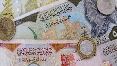 صورة الليرتان السورية والتركية مقابل العملات والذهب الأربعاء 13 تشرين الثاني