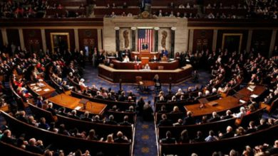 صورة الكونغرس يصادق على قانون يستهدف نظام أسد وداعميه