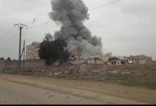 صورة فرنسا تدعو لوقف الأعمال العدائية في إدلب
