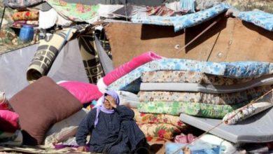 صورة الأمم المتحدة: 700 ألف مدني نزحوا بسبب هجمات قوات النظام