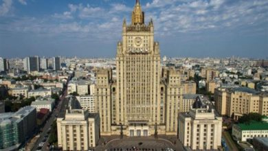 صورة موسكو تدعو أنقرة للكف عن التصريحات الاستفزازية حول إدلب