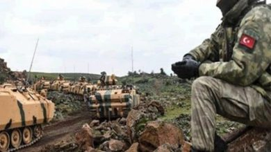 صورة صحف تركية: تعزيزات للجيش التركي لإنشاء منطقة آمنة في مركز إدلب