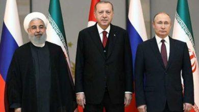 صورة الكرملين يدرس إمكانية عقد قمة ثلاثية مع تركيا وإيران حول إدلب