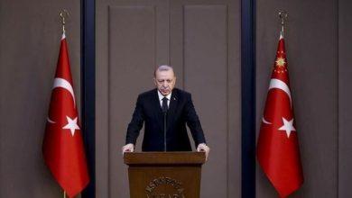 صورة أردوغان: لن نتراجع خطوة وسنتخطى قريباً عقبة المجال الجوي في إدلب