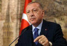 صورة أردوغان: لم نذهب إلى سوريا بدعوة من الأسد ولا ننوي الخروج