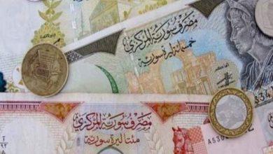 صورة أسعار صرف الليرة السورية مقابل الذهب والعملات الأحد 1 آذار