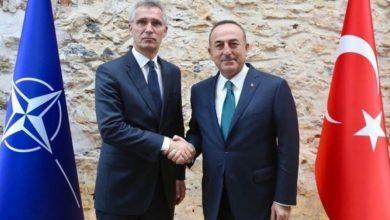 صورة أمين عام حلف الناتو يجدد دعمه لتركيا في ملف سوريا