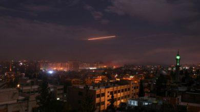 صورة صحيفة إسرائيلية: القصف الجوي الأخير على سوريا طال أهداف غير عادية