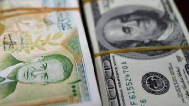 صورة أسعار صرف الليرة السورية مقابل الذهب والعملات الأربعاء 25 آذار