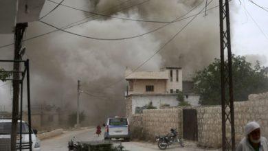 صورة منظمة دولية: نظام الأسد وراء الهجوم الكيماوي بحماة