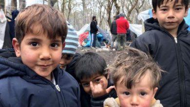 صورة ألمانيا تعتزم استقبال 50 طفلا من مخيمات اللجوء باليونان