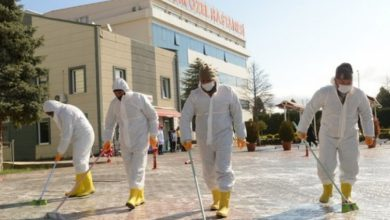 صورة تركيا تعلن ارتفاع وفيات كورونا إلى أكثر من 900 حالة