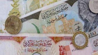 صورة أسعار صرف الليرة السورية مقابل الذهب والعملات الأحد 12 نيسان