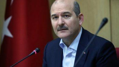 صورة أردغان يرفض استقالة وزير الداخلية التركي ويطالبه بالاستمرار