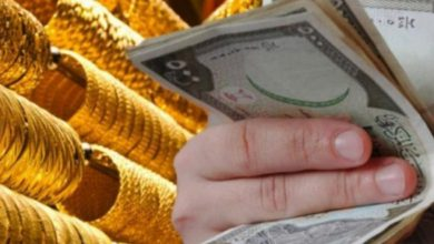 صورة أسعار صرف الليرة السورية مقابل الذهب والعملات الخميس 30 نيسان