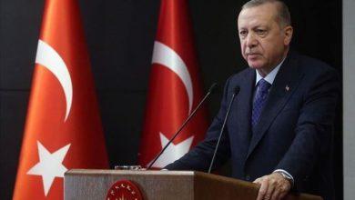 صورة أردوغان: لن نسمح بتحويل إدلب إلى بيئة صراع مجددا