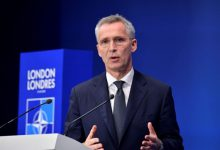 صورة الناتو  قلق من تزايد الوجود الروسي شرق المتوسط