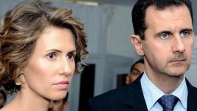 صورة من بينهم بشرى وأسماء الأسد .. عقوبات قيصر تطال 39 فرد وكيان