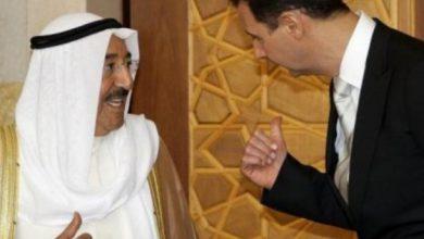 صورة عبر الجوازات المستعجلة.. عشرات آلاف الدولارات تدخل يوميا سفارة الأسد في الكويت