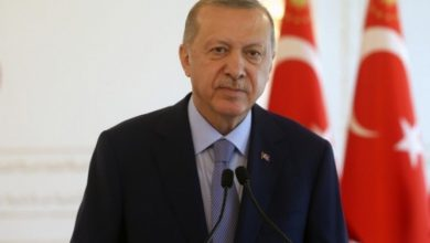صورة أردوغان: استقبلنا اللاجئين دون تمييز ونوفر لهم نفس الإمكانات المقدمة لمواطنينا