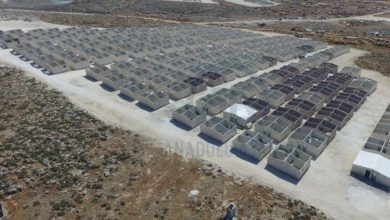 صورة هيئة الإغاثة التركية تستكمل بناء 7 آلاف منزل جديد لنازحي إدلب