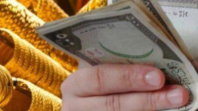صورة أسعار صرف الليرة السورية مقابل الذهب والعملات الإثنين 6 تموز