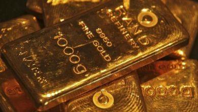 صورة الذهب يرتفع عالميا لأعلى مستوى له من 9 سنوات