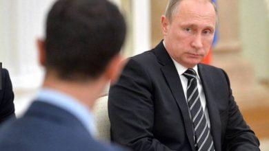 صورة موقع روسي: مخاوف لدى نظام الأسد من اجتماعات روسية مع ممثلي الطائفة العلوية