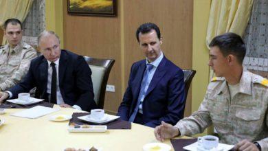 صورة تحقيق يكشف خفايا شبكة دولية لغسيل أمول نظام الأسد