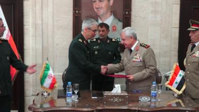 صورة سيناريوهات إسرائيلية لنتائج الاتفاقية العسكرية بين الأسد وإيران
