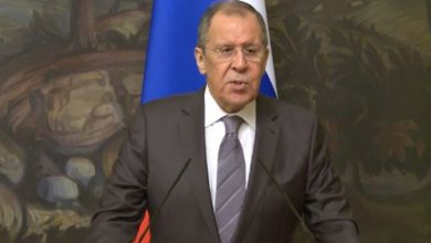 صورة لافروف: بوتين لم يقل يوما إن روسيا لا تحتاج إلى إيران في سوريا