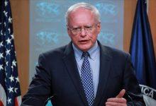 صورة جيفري: سنواصل الضغط على نظام الأسد حتى نرى النتائج