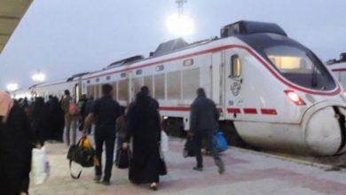 صورة سعيا للوصول للمتوسط.. إيران تنوي بناء سكة حديد تصلها باللاذقية