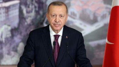 صورة أردوغان: عازمون على تتويج نضالنا الممتد من سوريا حتى ليبيا بالنصر