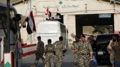 صورة حكومة لبنان تعدل شروط دخول السوريين إليها