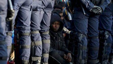 صورة كتيبة فرنسية إيطالية مشتركة لمكافحة قنوات التهريب عبر الحدود