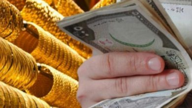 صورة أسعار صرف الليرة السورية مقابل الذهب والعملات الأربعاء 5 آب